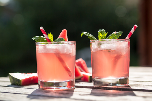 Watermelon Cooler Kokteyl